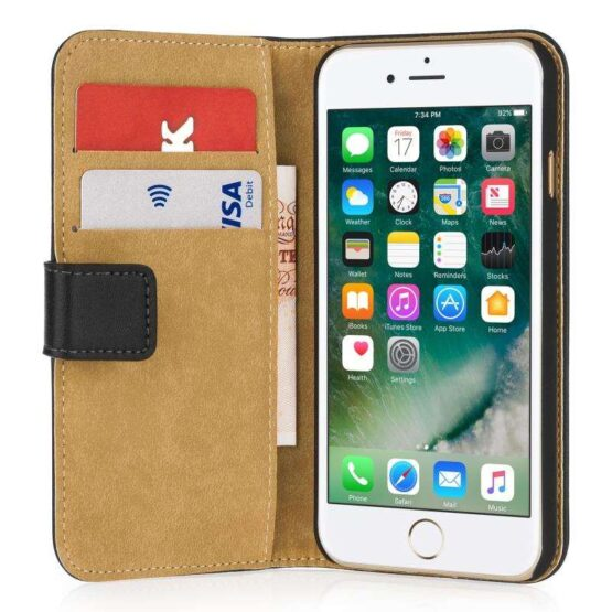 Leather Apple iPhone 7 Wallet Case