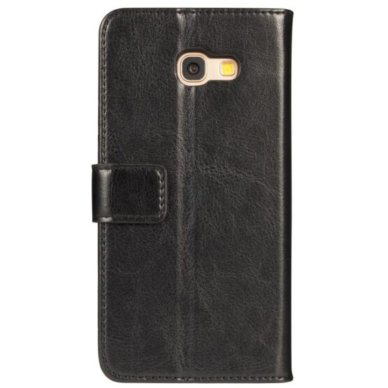 Leather Samsung Galaxy A5 Flip Case (2017)