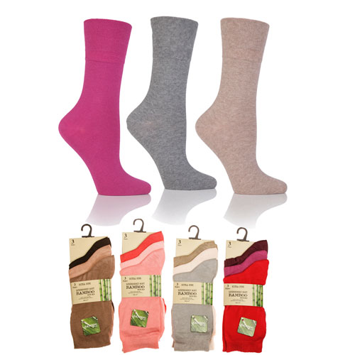 Ladies Bamboo Socks Ireland