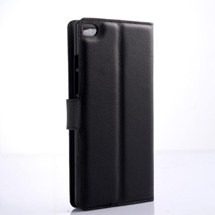 Flip Case for P9 Lite - Back view