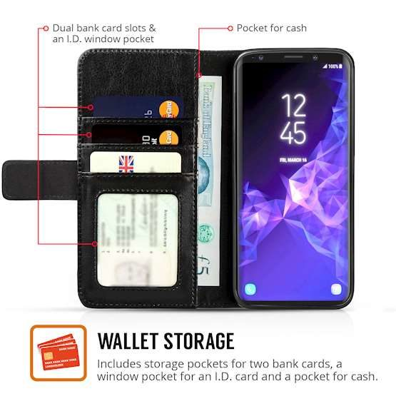 Wallet Case for S9