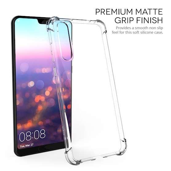 pretty nice 4f554 89009 Slim Clear Huawei P20 Pro Case - TPU