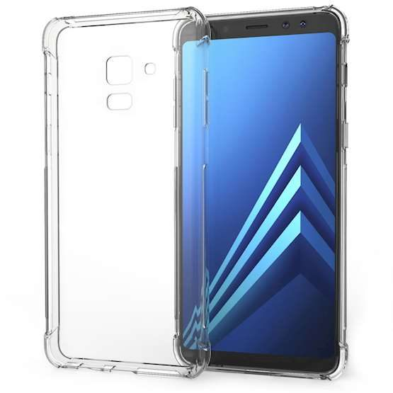 Clear Samsung Galaxy A8 (2018) Phone Case
