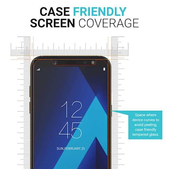 Galaxy A6 2018 Glass Screen