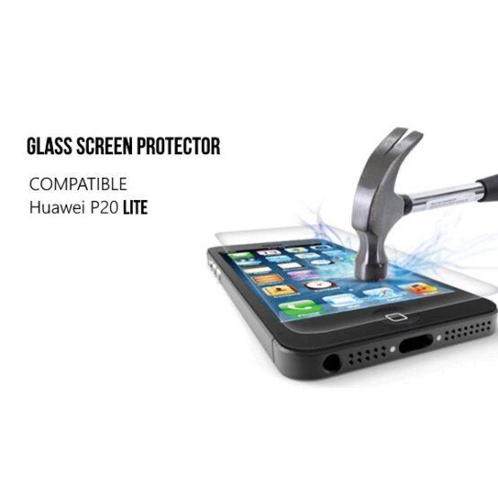 =Glass Screen Protector Huawei P20 LITE
