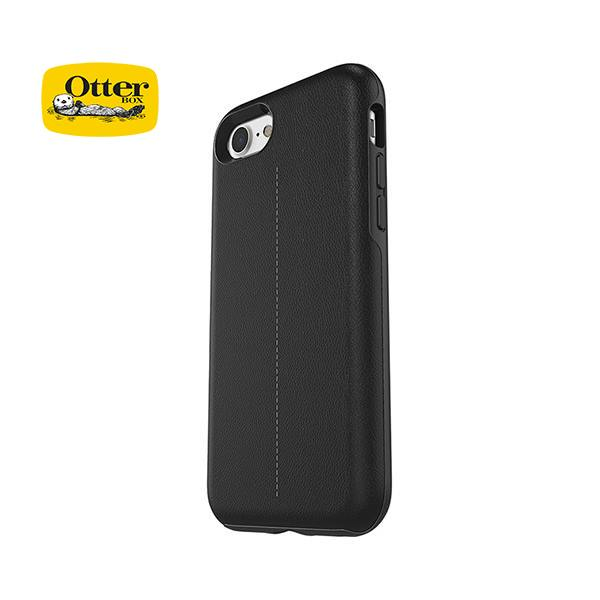 Black Otterbox Strada for iPhone 8