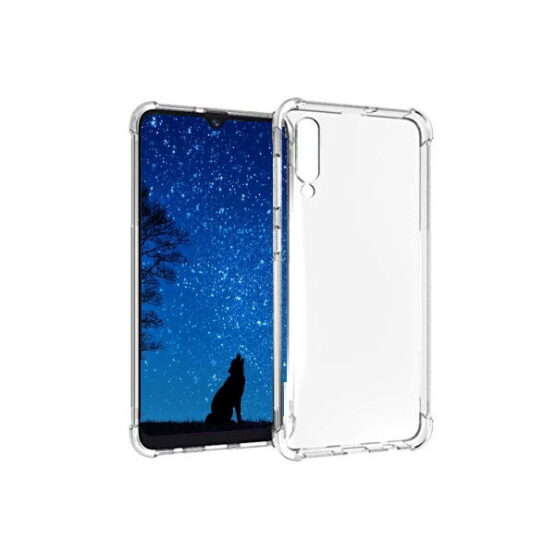 Clear TPU Case and Phone