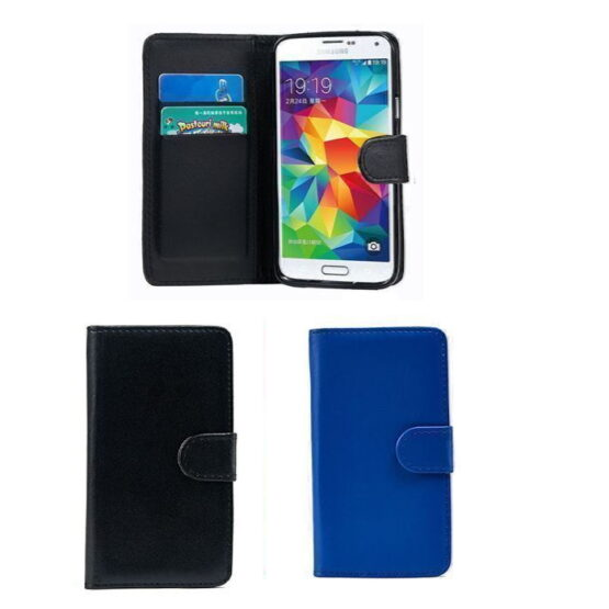 Blue and Black Case for Samsung A50
