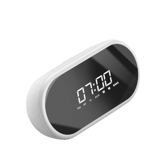 Radio Alarm Clock showing time 7am