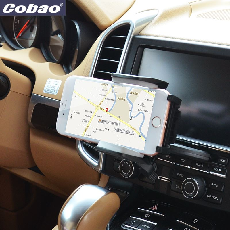 Car Mobile Phone Holder using CD Slot- Gifts - Spicy Jam™ - Online ...