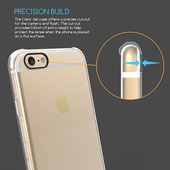 Bumper Clear iPhone 6 Case