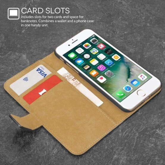 Leather Apple iPhone 7 Card Case