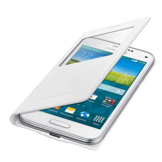 White Samsung Galaxy S5 Mini Case