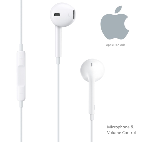 Apple EarPhones iPhone 6 with volume control