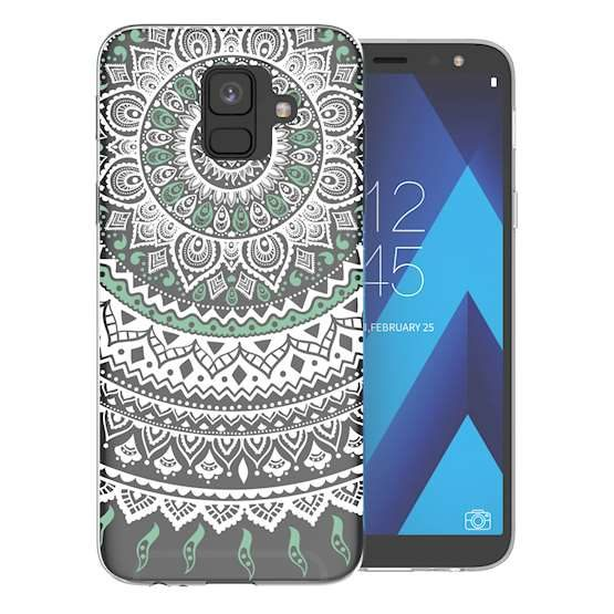 Patterned Samsung Galaxy A6 2018 Case