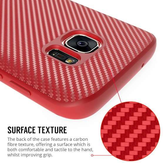 Pretty Samsung Galaxy S7 Case with Stand