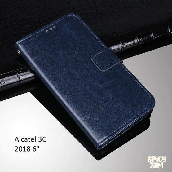 Picture of Alcatel 3c case in Blue